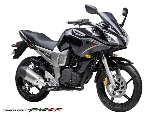 The Yamaha FAzer