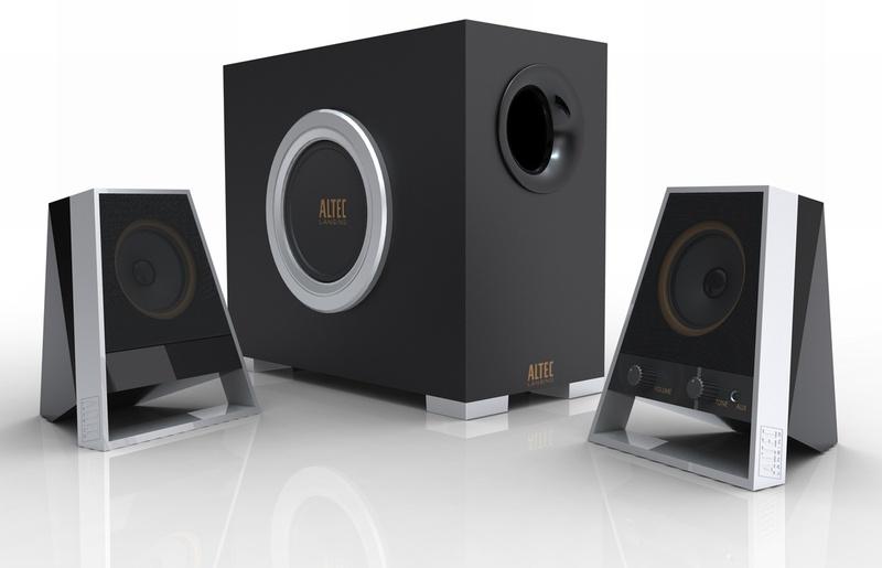 My new speakers altec lansing vs2621 blabberwocky